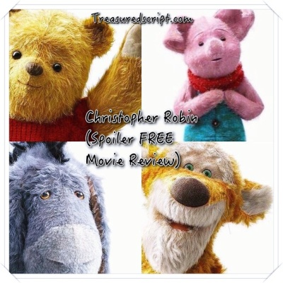 4 Pooh friends