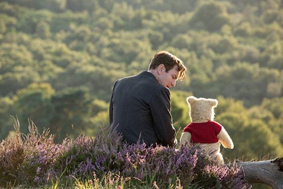 Chris and Pooh 2