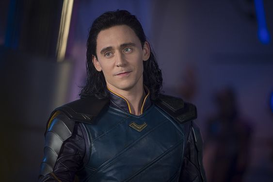 Loki face