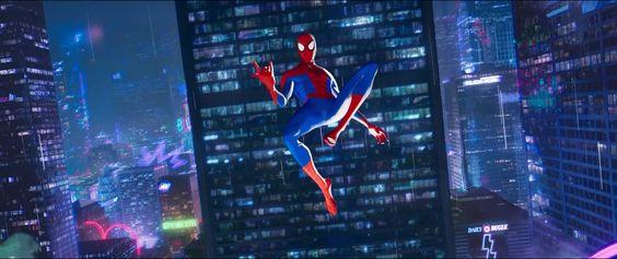 jumping spiderman